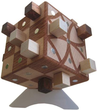3D Pawn cube